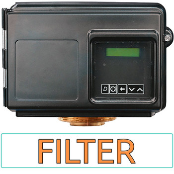 Fleck 2850NXT Commercial Timer Digital Filter Control Head