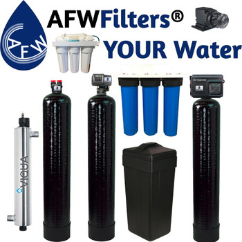 Build Your Own Water Filtration Combo Package