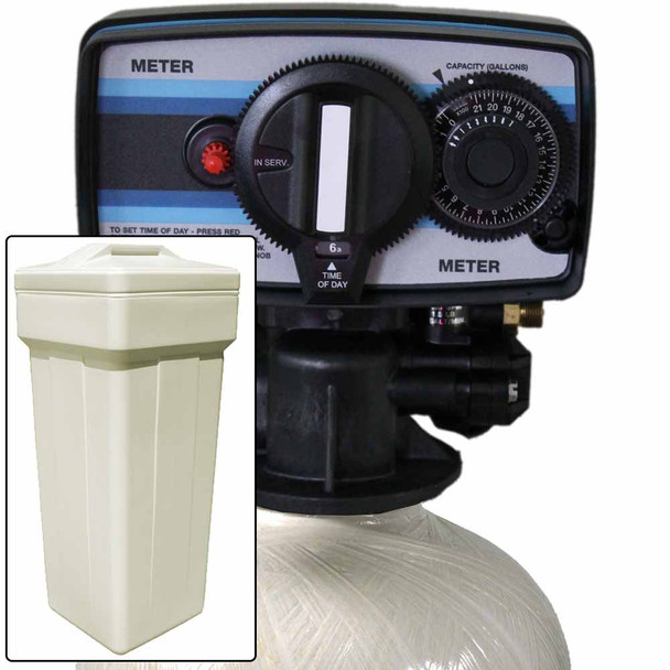 64k Water Softener with Fleck 5600