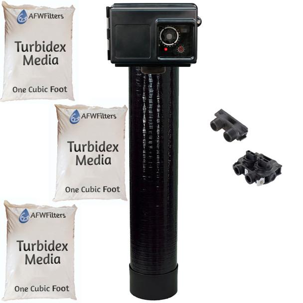 Mechanical Turbidex 30 Sediment Filter Fleck 2510
