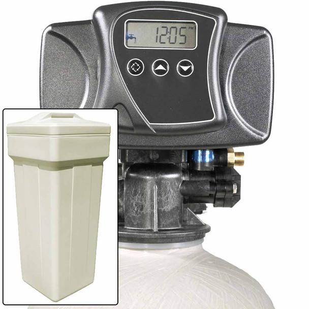 Iron Pro Plus 32k Fine Mesh Water Softener PLUS KDF85 with Fleck 5600SXT