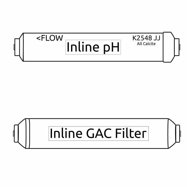 Portable RO Mikro Epsilon Filter Kit