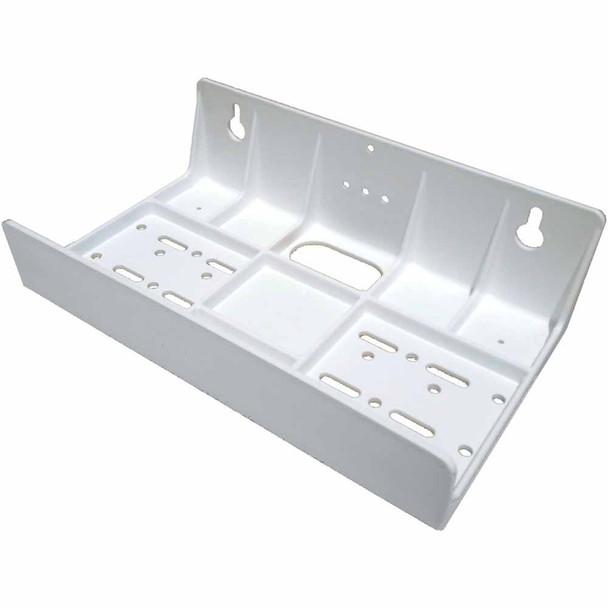Triple Canister Plastic Bracket for 3 Slimline Filter Housings - U-shaped