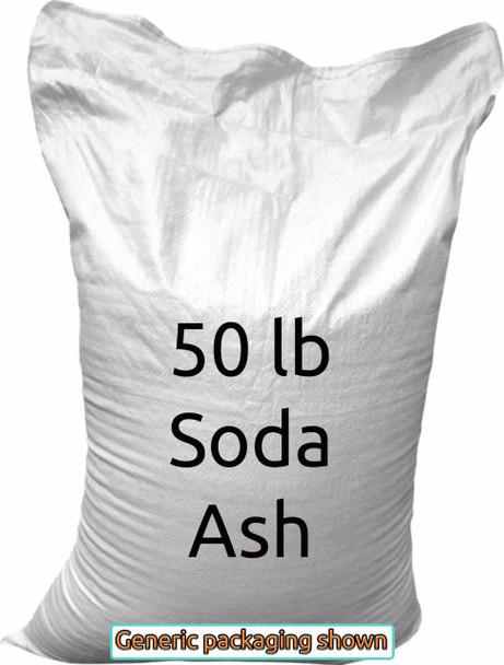 Soda Ash Media - Acid Neutralization