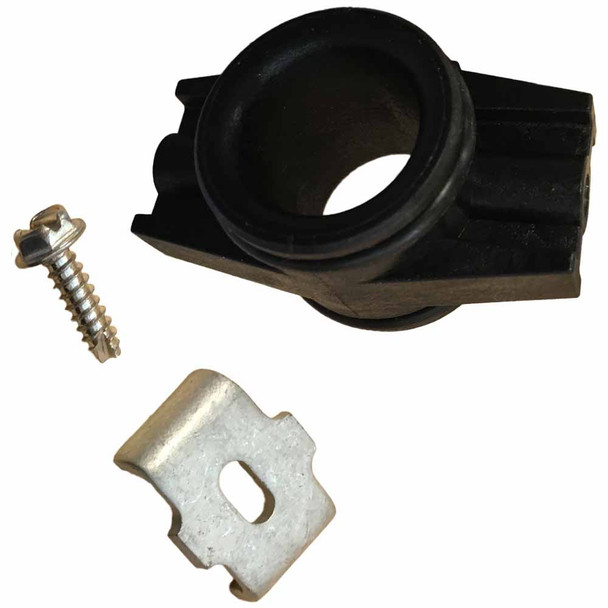 Adapter Coupling for Fleck 2510, 5600, 9000, and 9100 valves (Part #19228-01)
