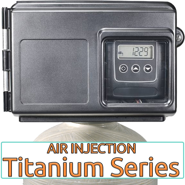 Air Injection Titanium 10 System