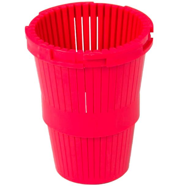"""Fine Mesh Upper Basket for Many Fleck, Clack, and Autotrol Valves - Fits 1.05"""" Distributor Tubes"""