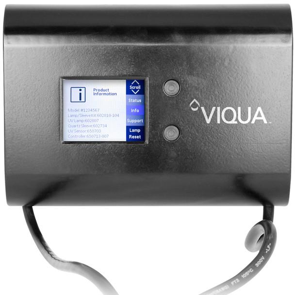 Viqua Trojan UVMax Controller 650733R-001 UV Power Supply with LCD Screen