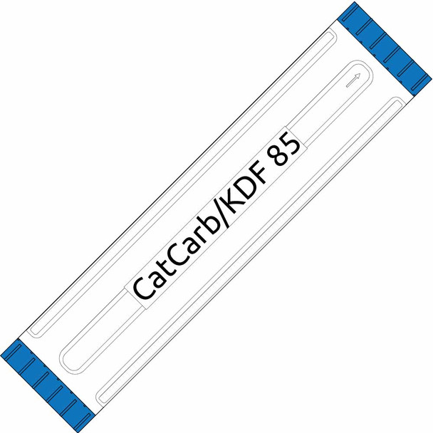 Big Blue 20-inch Catalytic Carbon/5# KDF 85 Filter