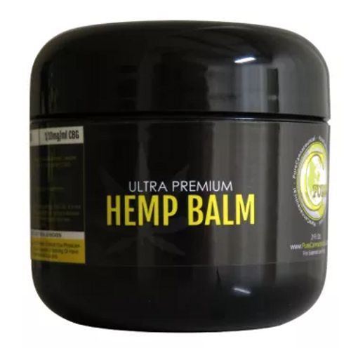 Ultra-Premium Topical Balm-CBD+CBG