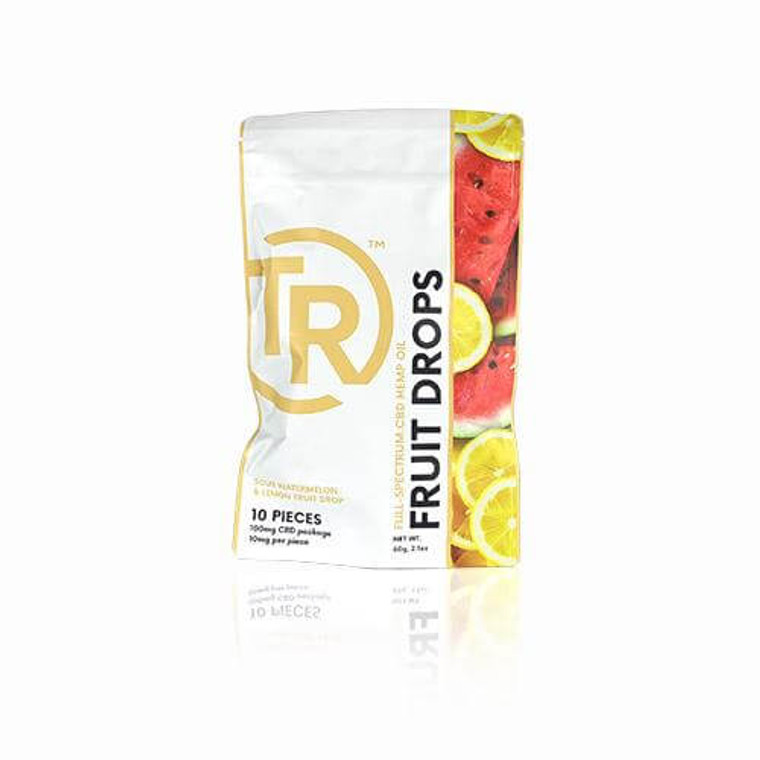 Tyson Ranch - Fruit Drops - CBD hard candies