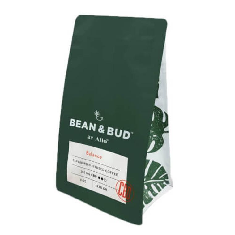 CBD infused coffee - Bean & Bud