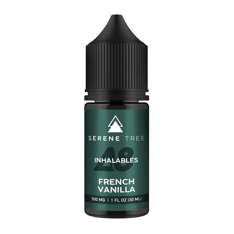 Serene Tree Delta-8 French Vanilla Inhalable 500mg