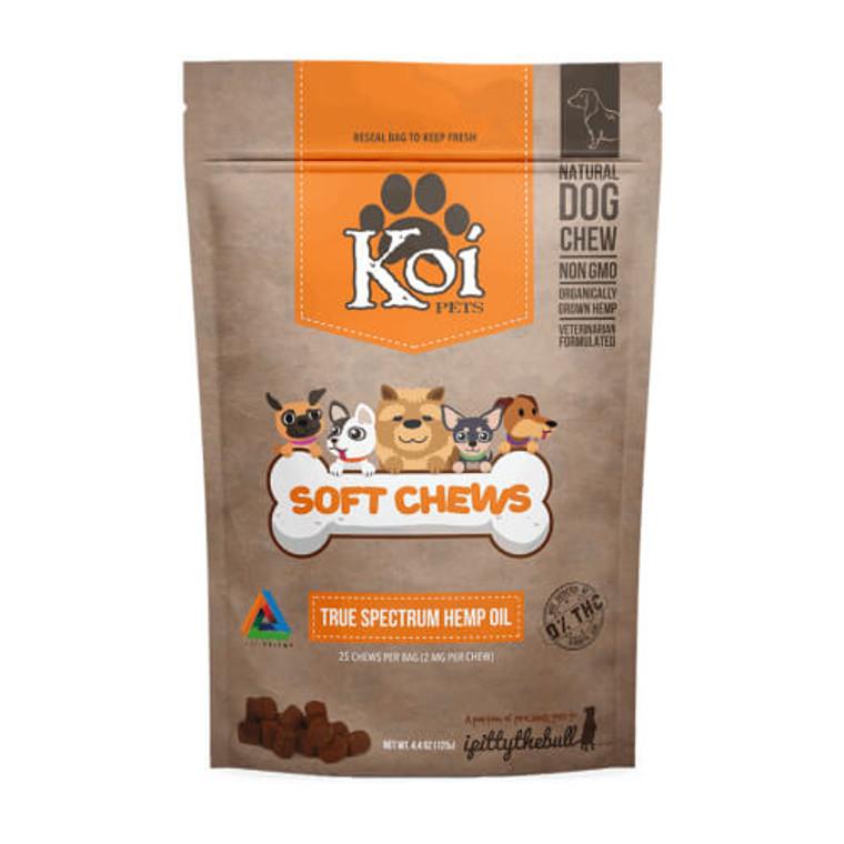 Koi CBD pet treats