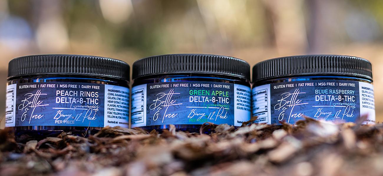 Delta-8 THC Gummies
