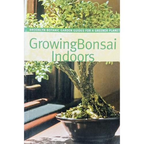 Growing Bonsais Indoors Book