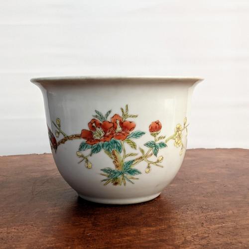 """6"""" Vintage Chinese Bonsai Pot (TK-827)"""