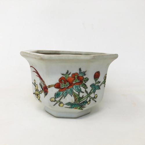 Vintage Chinese Bonsai Pot (TK-831)