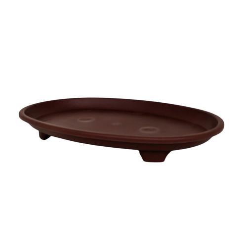 Plastic Humidity Tray - Oval