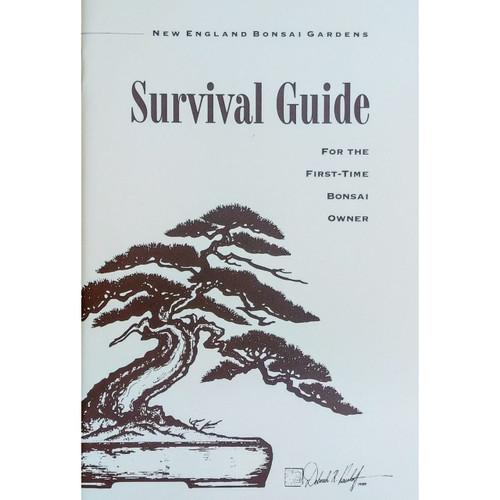 Bonsai Survival Guide from New England Bonsai Gardens