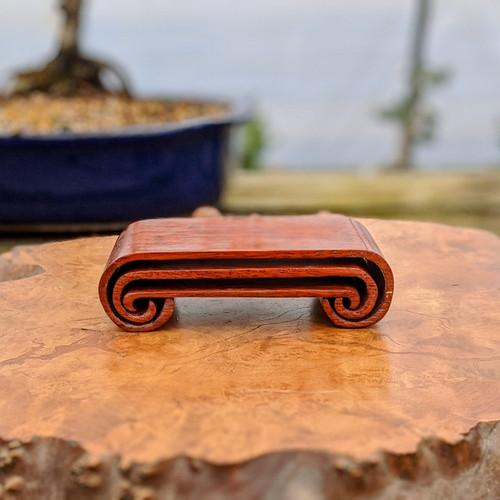 Shohin Bonsai Display Stand or Table (Set of 3 )