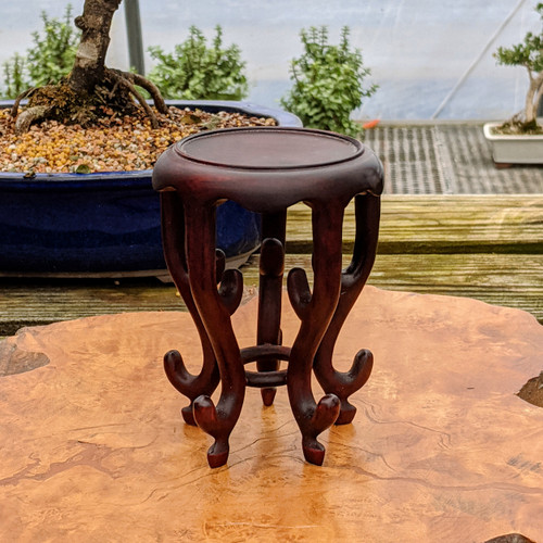 Cascade Bonsai Display Stand or Table