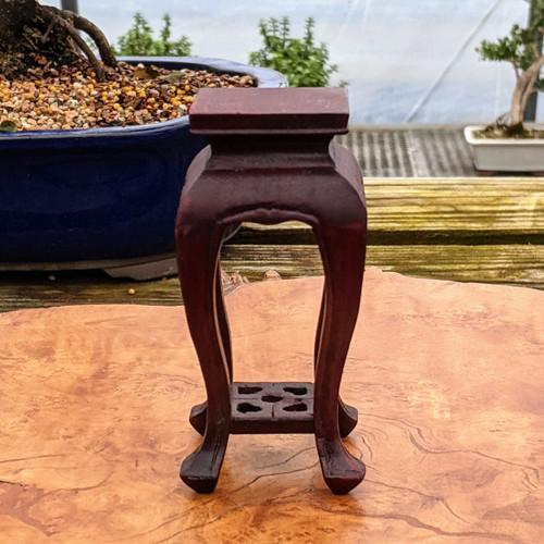 Small Pedestal Cascade - Bonsai Display Table