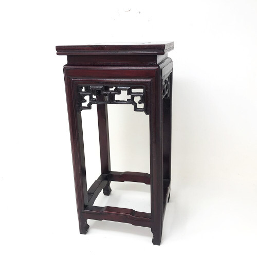 Rosewood Cascade Bonsai Display Stand or Table