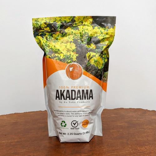 Hard Premium Akadama Bonsai Soil