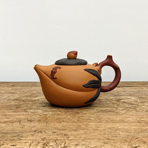 Handmade Yixing Tea Pot (02)