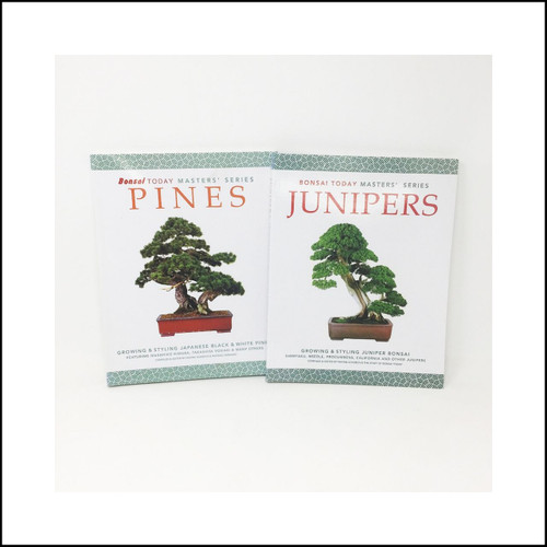 Bonsai Today Master Series Book Kit - Growing and Styling Pines & Junipers