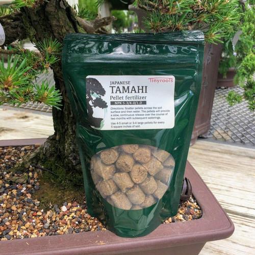 Tamahi Bonsai Fertilizer Pellets