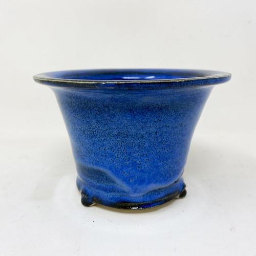 """4"""" Brian Soldano Handmade Glazed Pot (BSOL22)"""