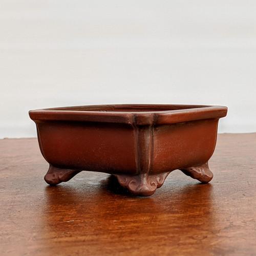 "4"" Japanese Tokoname Pot (Bigei) - TK1064"