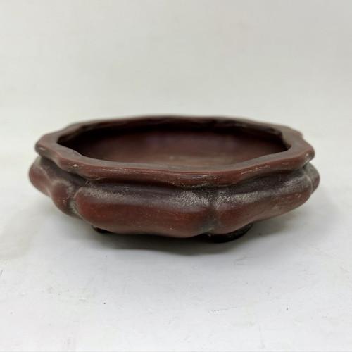 "4"" Japanese Tokoname Pot (Bigei) - TK1065"