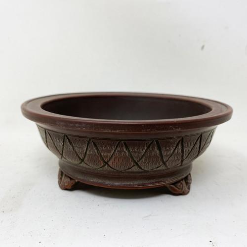 "5"" Japanese Tokoname Pot (Bigei) - TK1140"