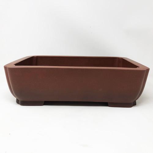 "14"" Unglazed Yixing Pot (YX909)"