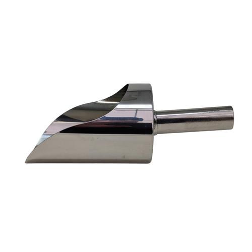 Heavy Duty Soil Scoop - Stainless Steel