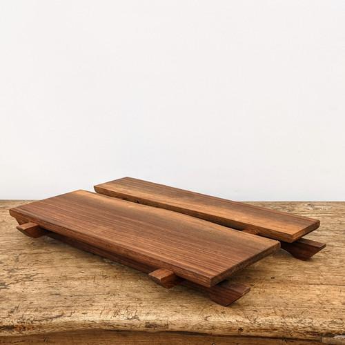 "14"" Bonsai Display Table - Split Top (#053)"