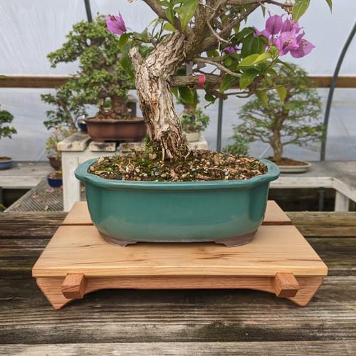 "12"" Bonsai Display Table - Split Top (055)"