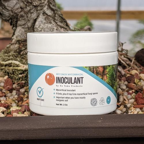 Ho Yoku Myconox: Mycorrhizal Inoculant Provides Needed Soil Organisms