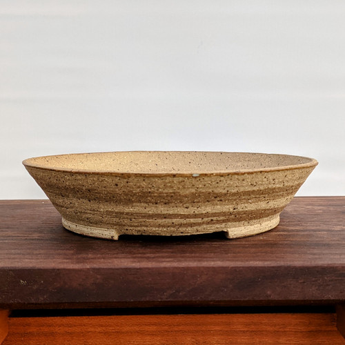 """6"""" Handmade Planter by the Pot Punching Potters (60)"""
