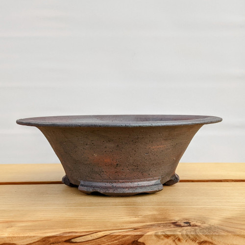 """6"""" Handmade Planter by the Pot Punching Potters (63)"""