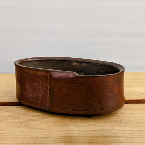 """4"""" Handmade Planter by the Pot Punching Potters (65)"""