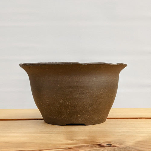 """5"""" Handmade Planter by the Pot Punching Potters (71)"""