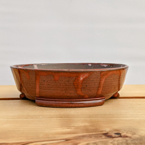 """4"""" Handmade Planter by the Pot Punching Potters (73)"""
