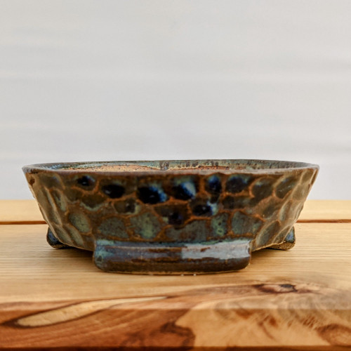 """3"""" Handmade Planter by the Pot Punching Potters (75)"""