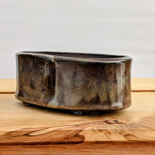 """4"""" Handmade Planter by the Pot Punching Potters (76)"""