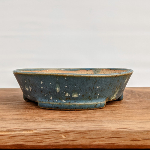 """4"""" Handmade Planter by the Pot Punching Potters (80)"""