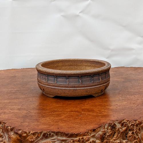 "7"" Handmade Paul Olson Pot (313)"